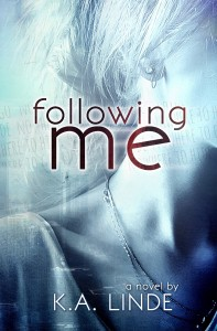 Following Me Cover Reveal