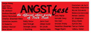 ANGSTfest:  The Official Book Bash After Party