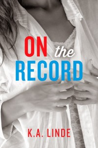On the Record Cover Reveal and Giveaway
