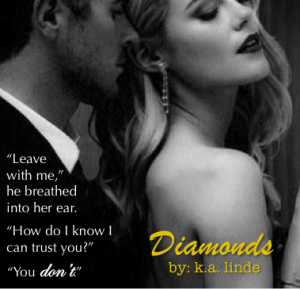 New Book Announcement — Diamonds