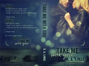 TAKE ME WITH YOU COVER REVEAL