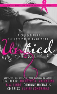 UNTIED ANTHOLOGY COVER REVEAL!