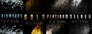 ALL THAT GLITTERS SERIES REVEAL!!!