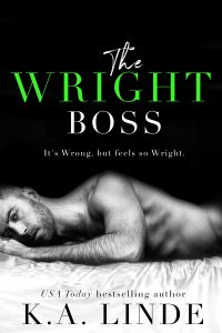 The Wright Boss Cover Reveal